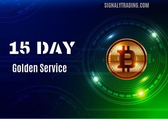 15 روز اشتراک طلایی سیگنالی تریدینگ