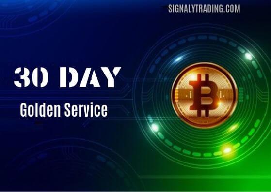 30 روز اشتراک طلایی سیگنالی تریدینگ