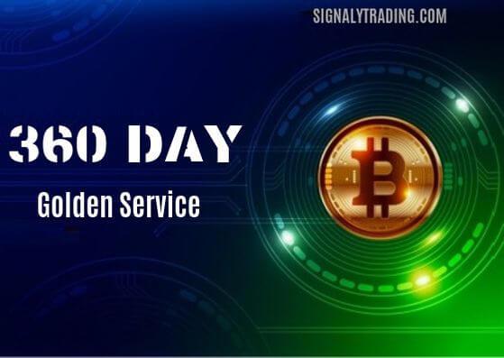 360 روز اشتراک طلایی سیگنالی تریدینگ