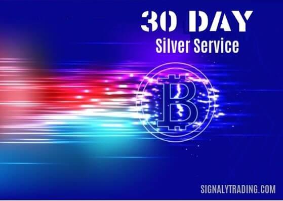 30 روز اشتراک نقره ای سیگنالی تریدینگ