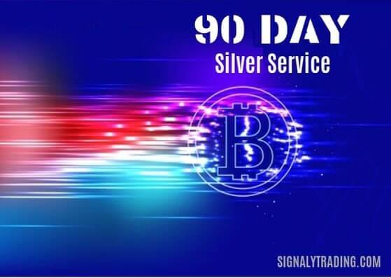 90 روز اشتراک نقره ای سیگنالی تریدینگ