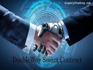 بررسی جامع قرارداد هوشمند اتریوم دابل وی ( Doubleway Smart Contract )